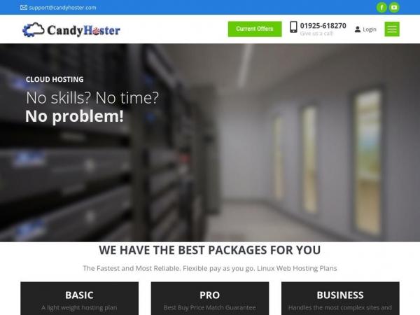 candyhoster.com